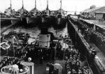 Повзрослели они до поры... (передача фрегатов ЭК в Колд-Бей, США июль 1945)